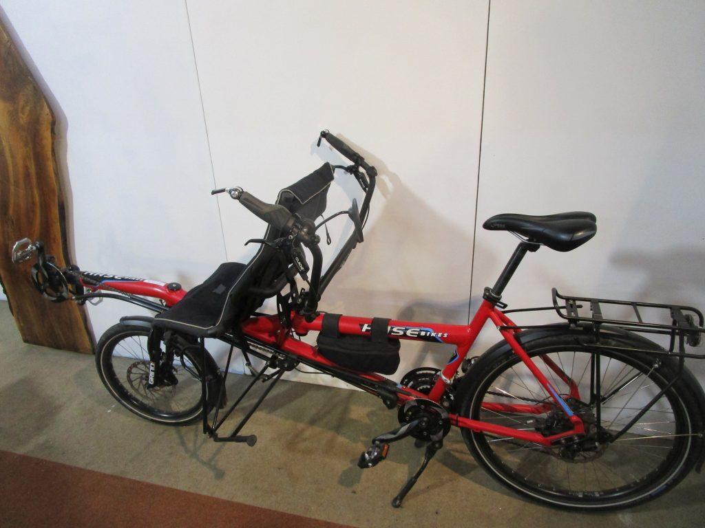 vélo couché d'occasion pas cher