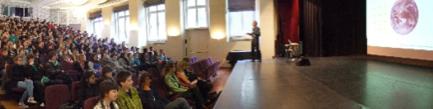 conférence jean-claude Keller énergie climat St-Michel